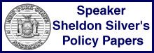 Speaker Sheldon Silver's Policy Papers