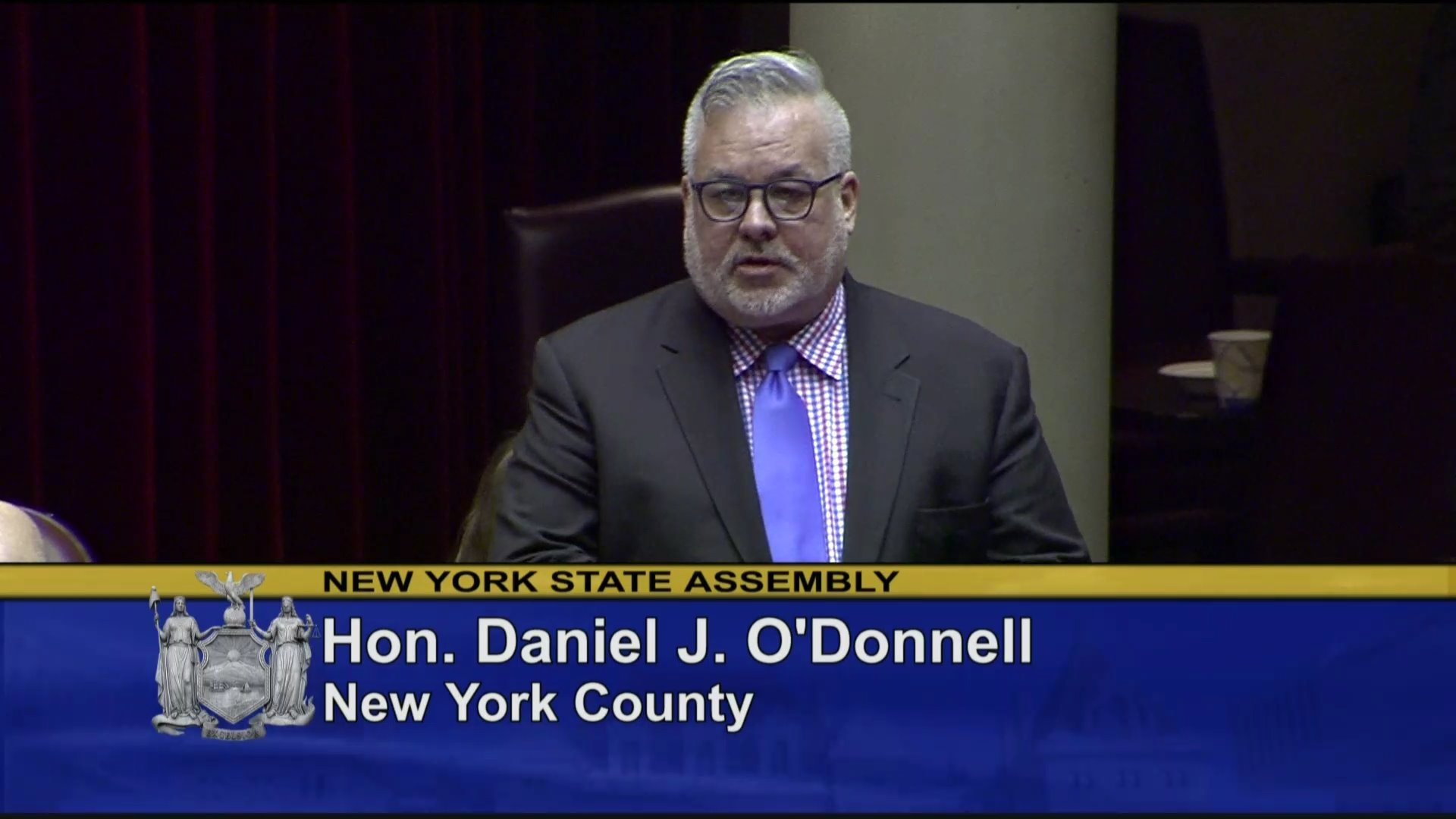 O'Donnell Advocates for Restricting Access to Firearms by Domestic Abusers