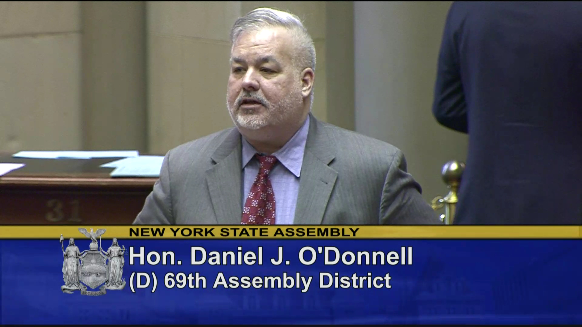 O'Donnell Implores Passage of GENDA for Transgender Individuals' Safety