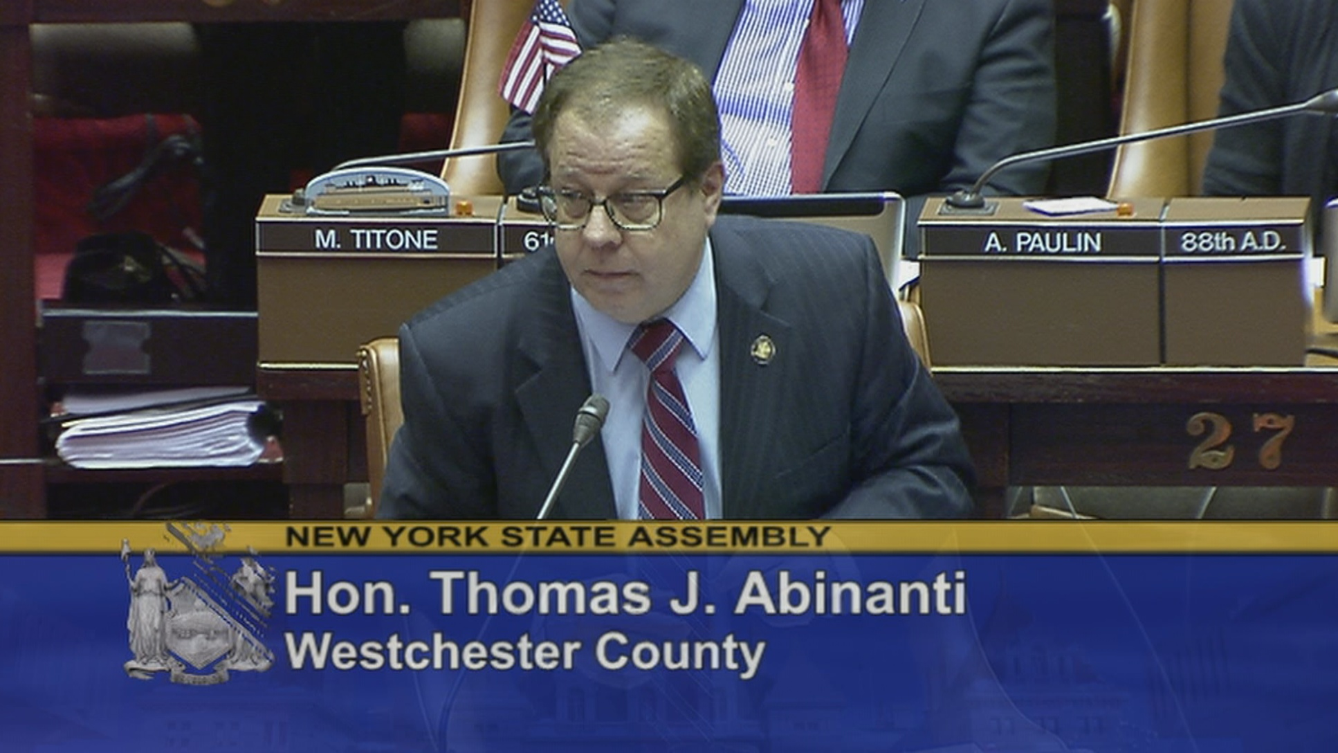 Assemblyman Abinanti Discusses Concerns with State Budget Bill